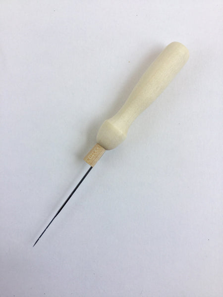 Felting Needle Grip with Needle