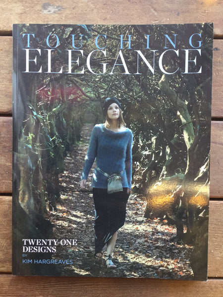 Touching Elegance book by Kim Hargreaves