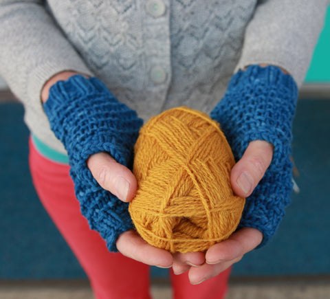 Eureka Mitts pattern PDF from Sweet Shop Patterns