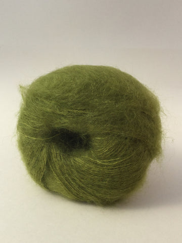 Lime Zest - Mohair Luxe