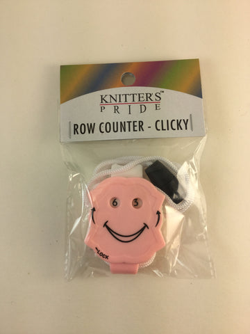 Clicky Row Counter from Knitter's Pride