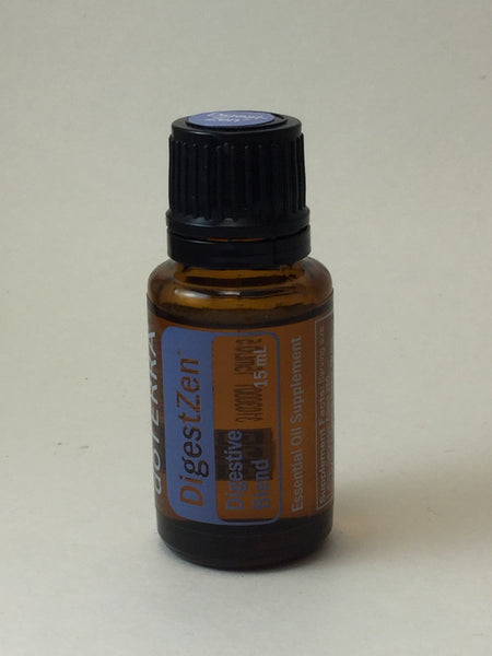 DigestZen Essential Oil blend from doTerra