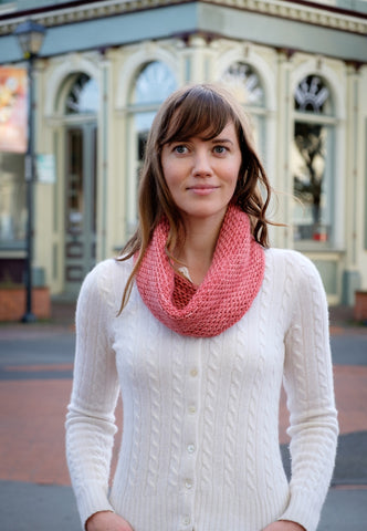 Duality Cowl kit from Sweet Shop Patterns