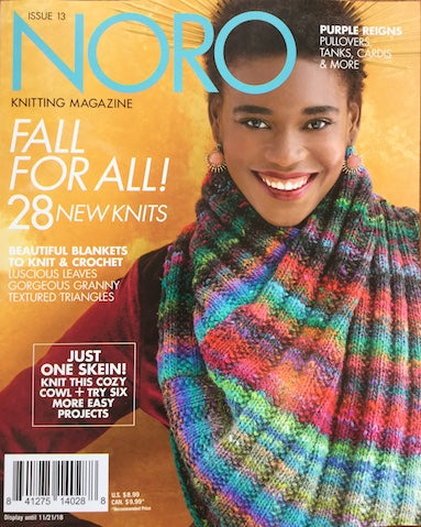 Noro Magazine Issue 13