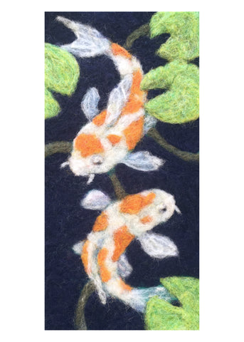 Claire Astra Studios – Koi Pond Needle Felting Kit