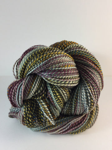 Dyed in the Wool yarn from SpinCycle