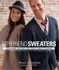 Boyfriend Sweaters book by Bruce Weinstein
