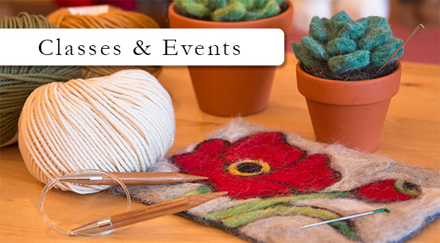 Browse Classes and Events