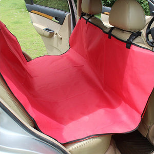 Waterproof Travel Accessories Cradle Protector Cat Bench Dog Car Seat Cover Hammock Mat for Dog Cat Animal Pet Carrier Car-Cover