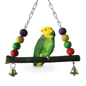 Hanging Swing Toys for Parrots