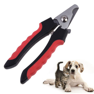Stainless Steel Pet Grooming Scissors Puppy Dog Cats Professional Nail Clipper Cutter Pet Universal Products