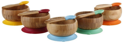 Avanchy Baby Stay Put Suction Bowls