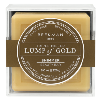 Lump of Gold Beauty Bar 8 oz.
