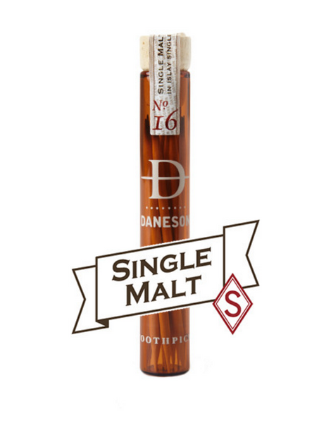 Single Malt Nº16 Toothpicks