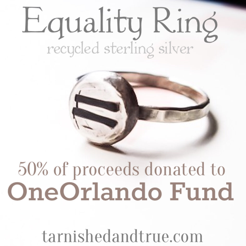 Equality Ring Donations to OneOrlando Fund