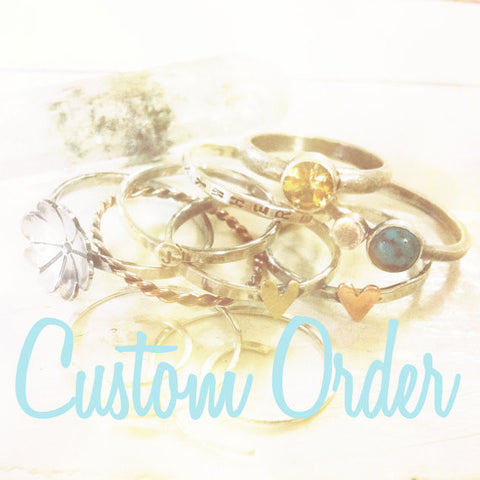 Custom Order for Irene
