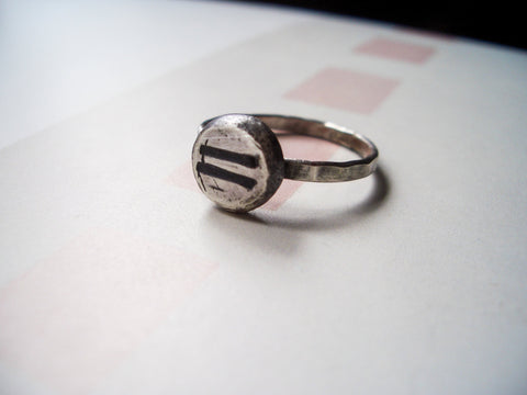 Equality Artifact Ring