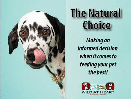 The Natural Choice - making an informed choice!