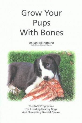 Grow Your Pups With Bones