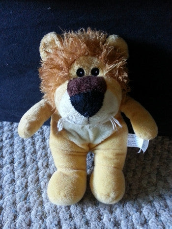 A Stuffed Lion for Sweetie