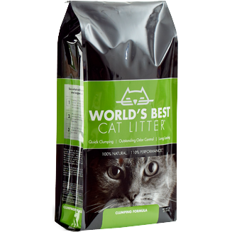 Worlds Best - Cat Litter - Regular