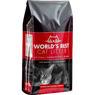 Worlds Best - Cat Litter - Multi