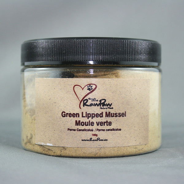 Raw Paw - Green Lipped Mussel Powder