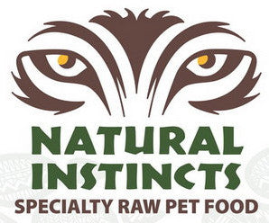 Natural Instincts - NM Venison & Veggies