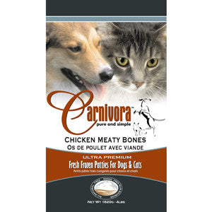Carnivora Diet - Chicken Meaty Bone