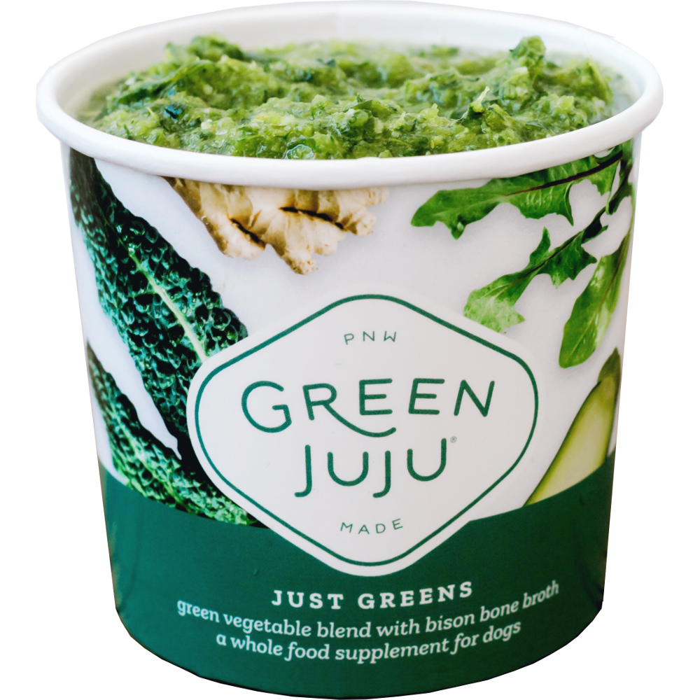 Green JUJU - Just Greens Whole Food Supplement