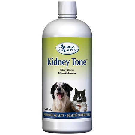 Omega Alpha - KidneyTone 500ml