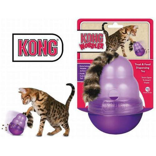 KONG Wobbler™ for Cats