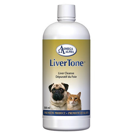 Omega Alpha - LiverTone 500ml