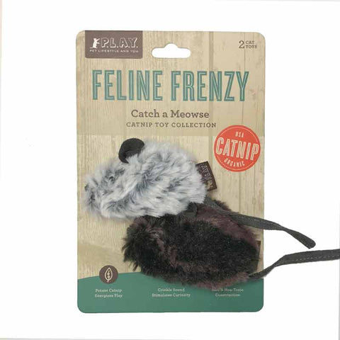 Feline Frenzy - Catch A Meowse (2 Toys)