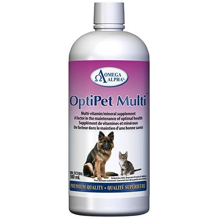 Omega Alpha - Optipet Multi Vitamin