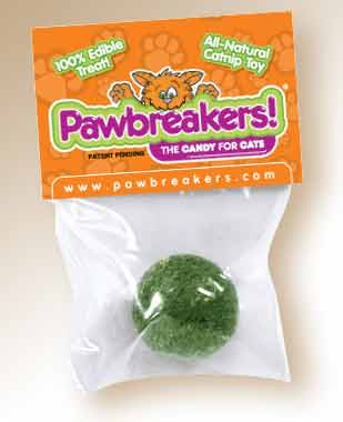 Pawbreakers - Catnip Balls - NOW IN 2 SIZES!!
