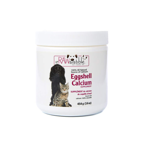 IrRAWsisible - Eggshell Calcium Supplement 454g