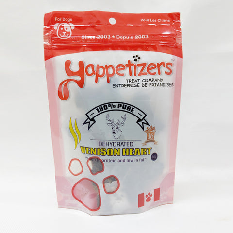 Yappetizers - Natural Treats 100g
