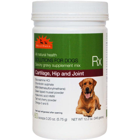 Wellytails - Cartilage, Hip and Joint Health