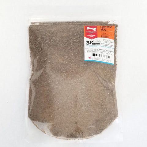 3P Naturals - Steamed Lamb Bone Meal