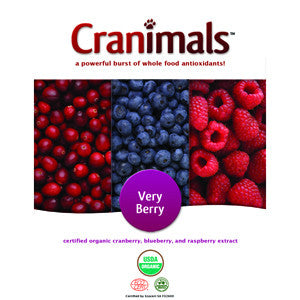 Cranimals - Very Berry