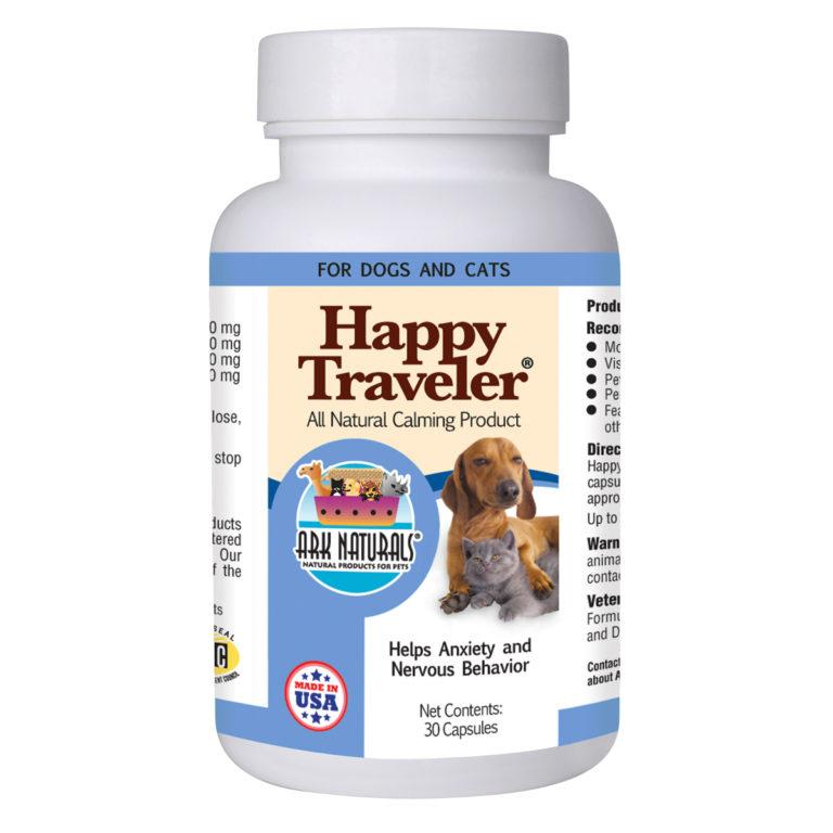 Ark Naturals - Happy Traveller Capsules