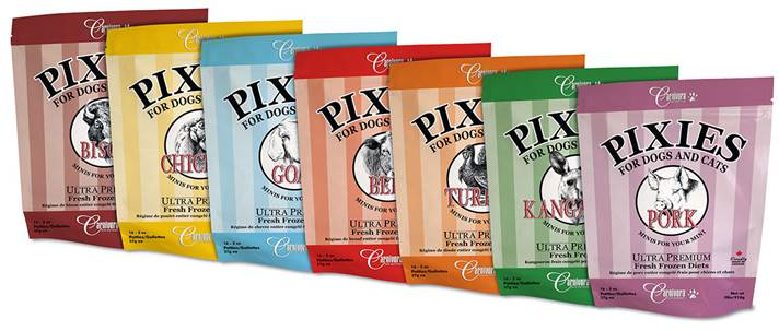 Carnivora - Pixies Mini Pork Diet 2oz Patties