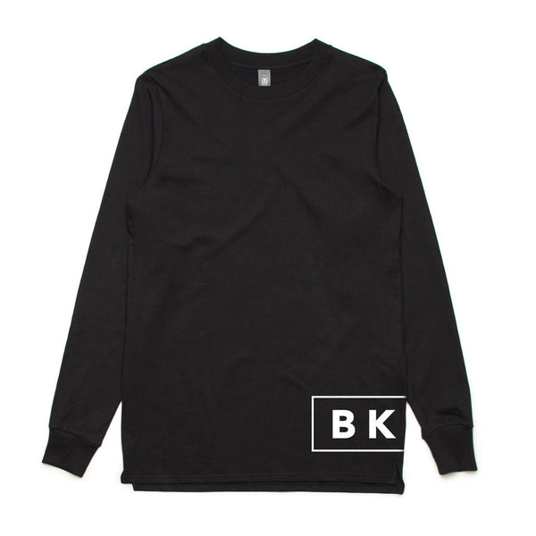BKOW BASE LONG SLEEVE BOX TEE