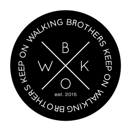 Brothers Keep On Walking