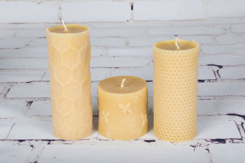 Beeswax Candles and Home Care