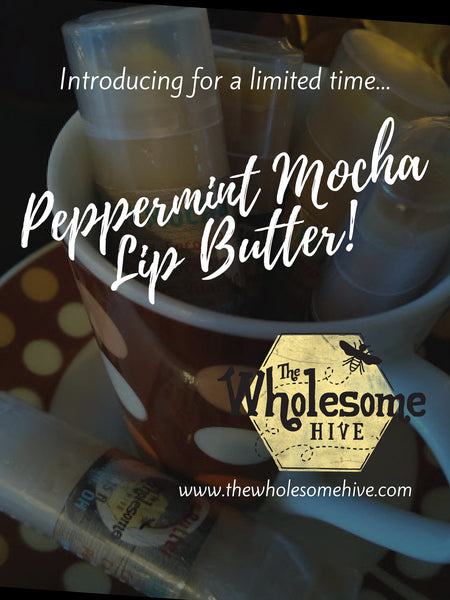 Peppermint Mocha Lip Butter