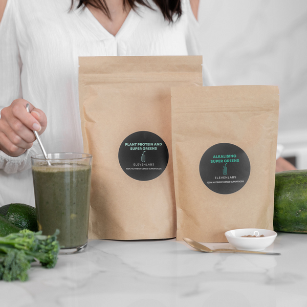 ElevenLabs 14 Day Detox Bundle with FREE Detox Meal Plan Recipe eBook - SAVE over $49