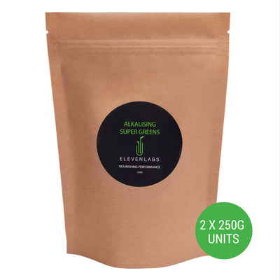 Alkalising Super Greens 2 x 250g