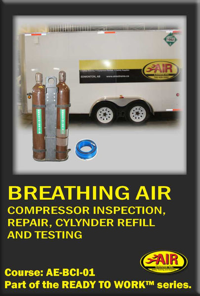 Breathing Air Compressor Inspection, Repair and Air Quality Testing